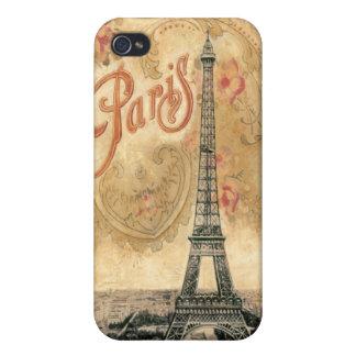 エッフェル塔、パリ iPhone 4 ケース
