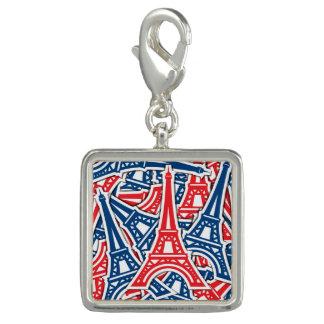 エッフェル塔、フランスパターン チャーム