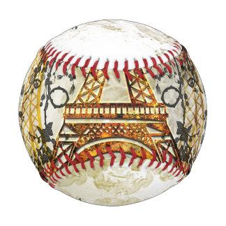 エッフェル塔 野球ボール