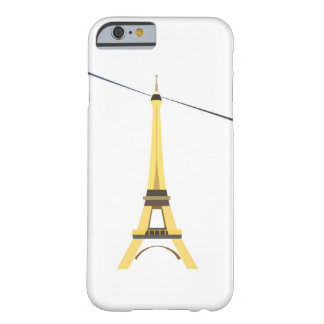 エッフェル塔 BARELY THERE iPhone 6 ケース
