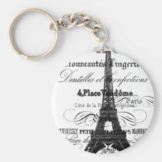 エッフェルTower_Paris Keychain キーホルダー