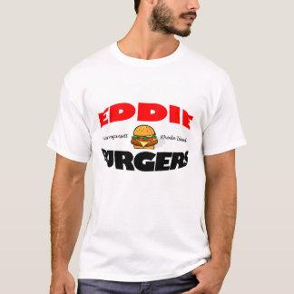 エディーのハンバーガー Tシャツ