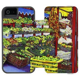 エディーの市場、ハンガリー INCIPIO WATSON™ iPhone 5 財布 ケース
