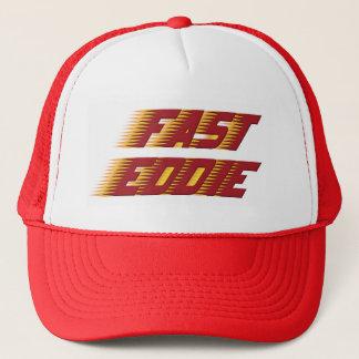 エディーの速い帽子 キャップ