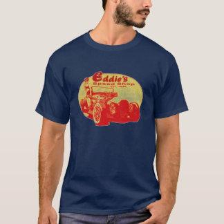 エディーの速度の店 Tシャツ