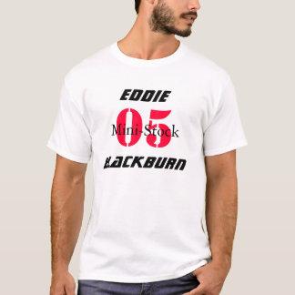 エディーBlackburnの競争 Tシャツ
