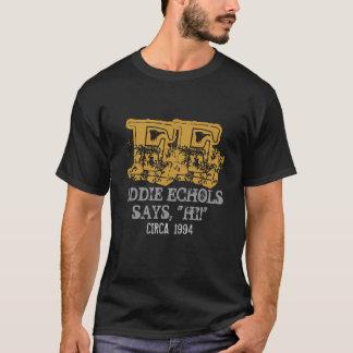 """エディーECHOLSは、""""HI言います! """"、1994年頃- Tシャツ"""