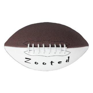 エディーMonte Zootedのフットボールによって アメリカンフットボール