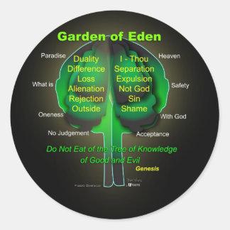 エデンの園 ラウンドシール