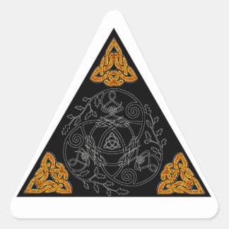 エデン 三角形シール