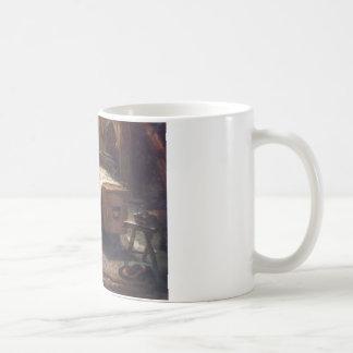 エドウィンヘンリー著古い羊飼いの主な哀悼者 コーヒーマグカップ
