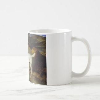 エドウィンヘンリーLandseer著ハリネズミとのJocko コーヒーマグカップ