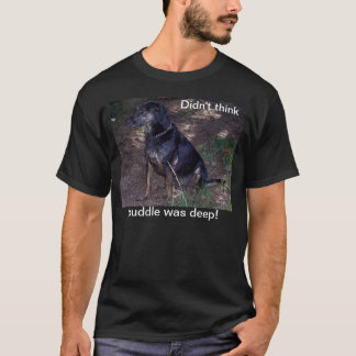 エドガーの災難 Tシャツ