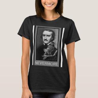 エドガーアレンPoeおよびワタリガラス Tシャツ
