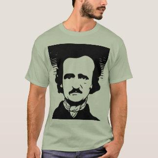 エドガーアレンPoeのポートレートのワイシャツ Tシャツ