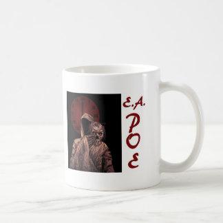エドガーアレンPoeのマグ コーヒーマグカップ