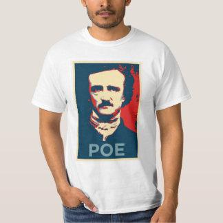 エドガーアレンPoeポスターワイシャツ Tシャツ