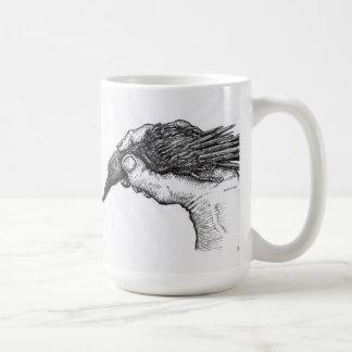 """""""エドガー著"""" Poe.についての私のtheoty コーヒーマグカップ"""