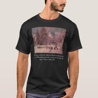 エドガー・アラン・ポーの墓地 Tシャツ