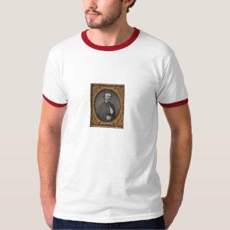 エドガー・アラン・ポーの銀板写真のTシャツ Tシャツ