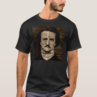 エドガー・アラン・ポー辞書のページ Tシャツ