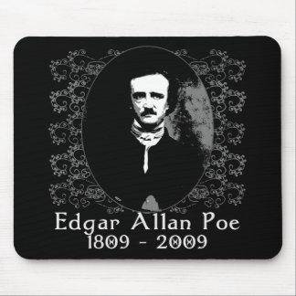 エドガー・アラン・ポー1809-2009年の記念日のTシャツ マウスパッド