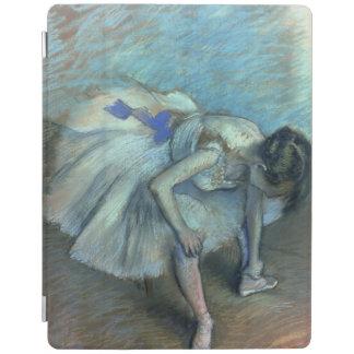 エドガー・ドガの 着席させたダンサー、c.1881-83 iPadスマートカバー
