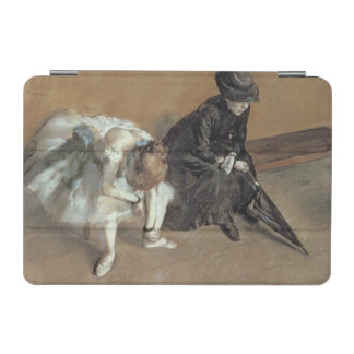エドガー・ドガ待っている  c.1882 iPad miniカバー