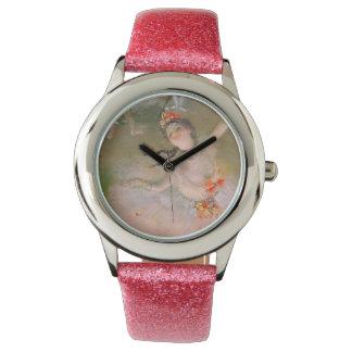 エドガー・ドガ著星(ステージのダンサー) 腕時計