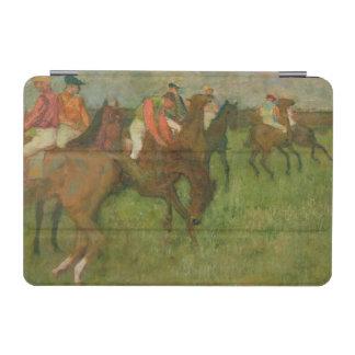 エドガー・ドガ のジョッキー1886-90年 iPad MINIカバー