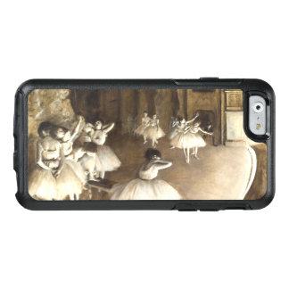 エドガー・ドガ|のバレエのリハーサル オッターボックスiPhone 6/6Sケース
