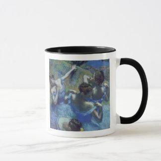 エドガー・ドガ|の青のダンサー、c.1899 マグカップ