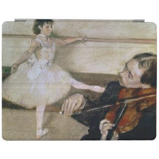 エドガー・ドガ ダンスのレッスン、c.1879 iPadスマートカバー