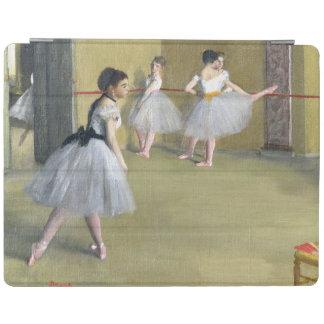 エドガー・ドガ ダンスのロビー iPadスマートカバー