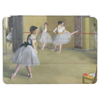 エドガー・ドガ ダンスのロビー iPad AIR カバー