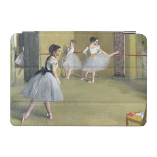 エドガー・ドガ ダンスのロビー iPad MINIカバー