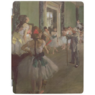 エドガー・ドガ ダンス教室、c.1873-76 iPadスマートカバー