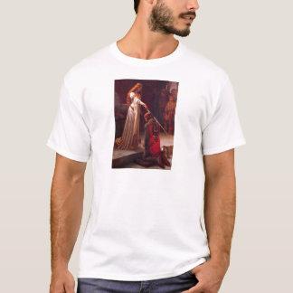 エドマンドブレアLeighton著栄誉証 Tシャツ