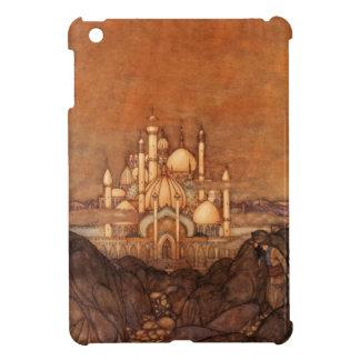 エドマンドDulacのアラビアンナイトの中東宮殿 iPad Miniケース