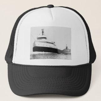 エドマンドFitzgeraldのヴィンテージの五大湖の船 キャップ
