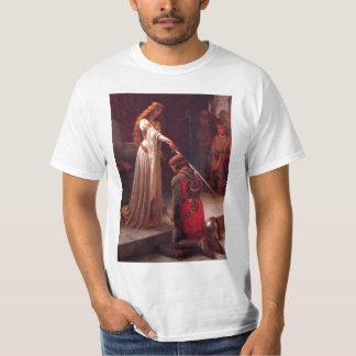 エドマンドLeighton-Theの栄誉証 Tシャツ