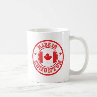 エドモントンで作られる コーヒーマグカップ
