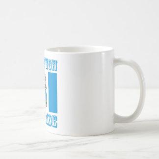 エドモントンのデザイン コーヒーマグカップ