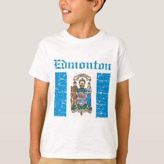 エドモントンのデザイン Tシャツ