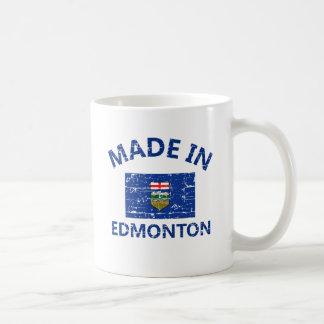 エドモントンの紋章付き外衣 コーヒーマグカップ