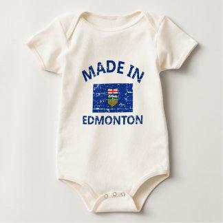 エドモントンの紋章付き外衣 ベビーボディスーツ