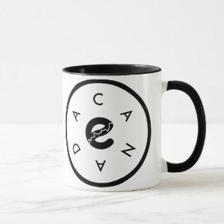 エドモントンカナダのマグ マグカップ