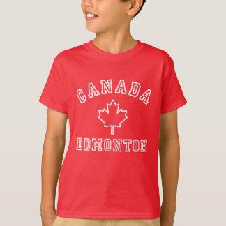 エドモントンカナダ Tシャツ