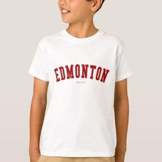 エドモントン Tシャツ