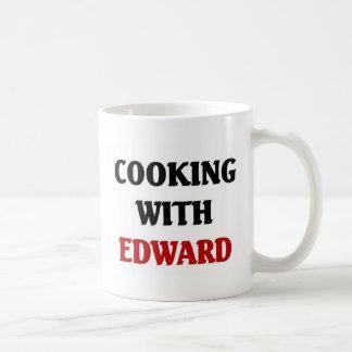エドワードとの調理 コーヒーマグカップ